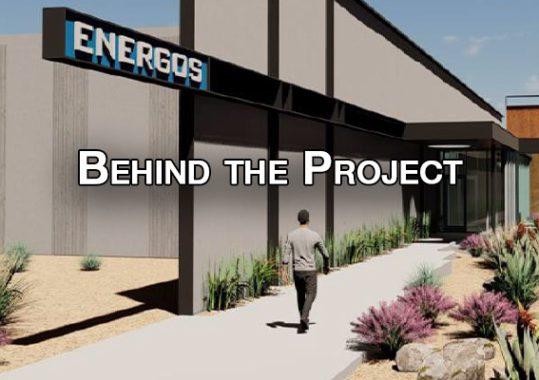 Behind Nevada's 1st Carbon-Neutral Data Center