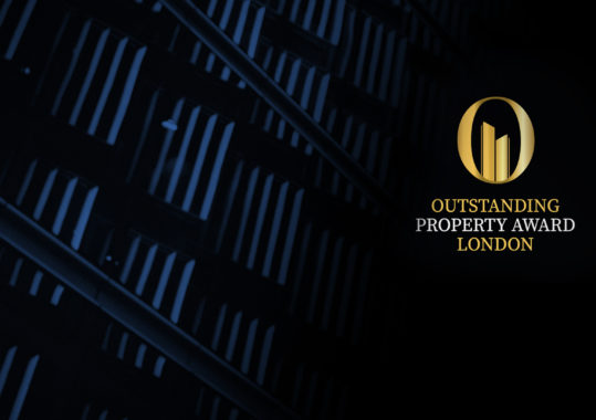 TerraScale Wins Platinum 2020 Outstanding Property Award London In Property Design