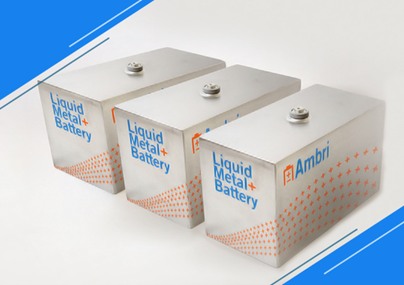 TerraScale to deploy Ambri's Liquid Metal Battery technology