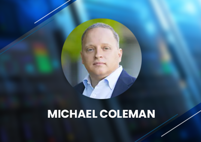 Industry veteran Michael Coleman joins as Chief Innovation Officer.