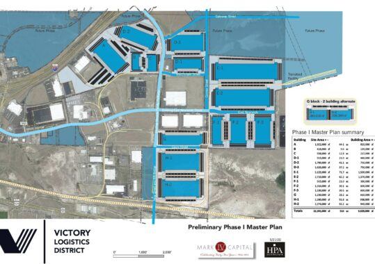 TerraScale Selects Victory Logistics District as Location for Data Center Project